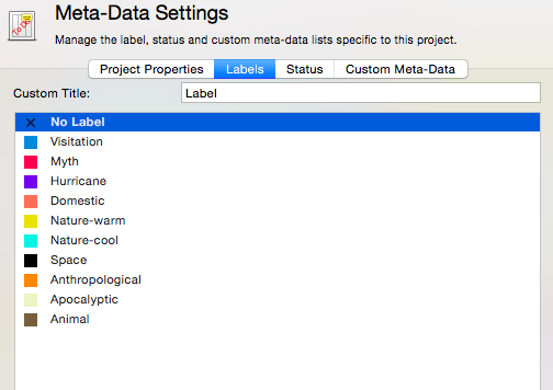5-Meta-data